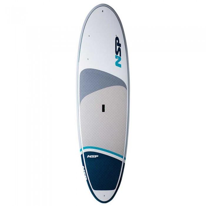 [해외]NSP Elements DC Surf SUP 8´7´´ 14137952622 Blue / White