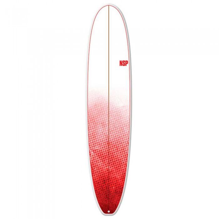 [해외]NSP E+ Long 8´6´´ 14137952669 The Red Wave