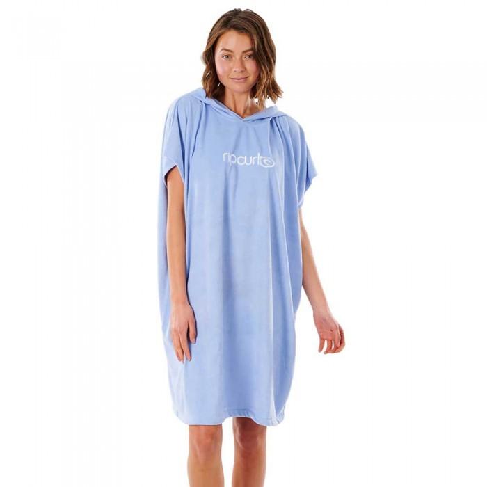 [해외]립컬 Surf Essentials Poncho 14138045380 Blue