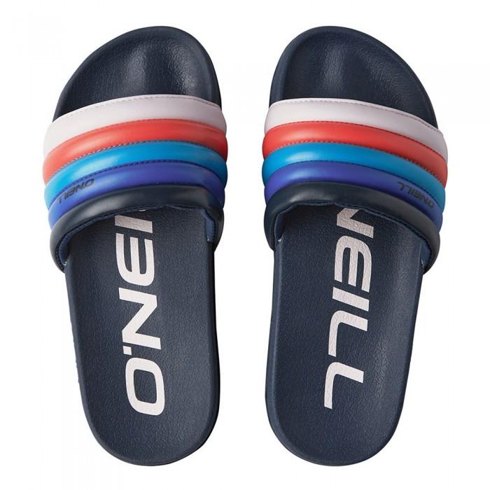 [해외]오닐 Rainbow Flip Flops 14137946437 Cayenne Coral
