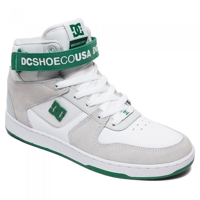 [해외]DC슈즈 Pensford 14137897211 White / Grey / Green