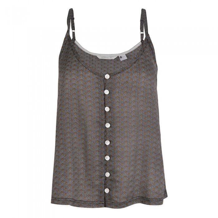 [해외]오닐 Mix-Match Braces T-Shirt 14137945935 Black All Over Print / Yellow
