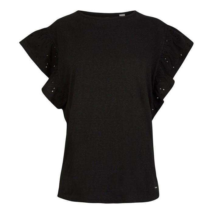 [해외]오닐 Flutter Short Sleeve T-Shirt 14137945985 Black Out