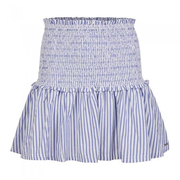 [해외]오닐 Trend Co-ord Skirt 14137946080 Blue All Over Print / White