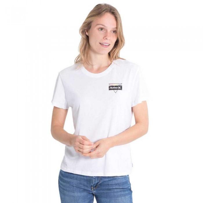 [해외]헐리 Shoker Perfect CF Short Sleeve T-Shirt 14137965704 White
