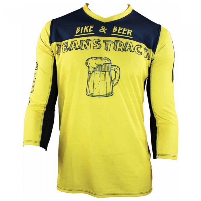 [해외]JEANSTRACK Bike & Beer 14137549597 Yellow