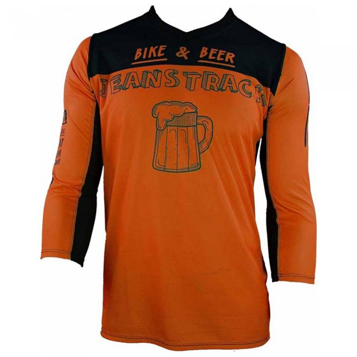 [해외]JEANSTRACK Bike And Beer 14137549618 Orange