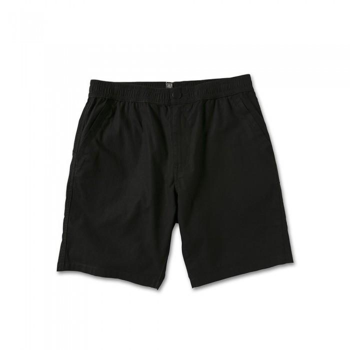 [해외]볼컴 Eyesym EW Shorts 14137889716 Black