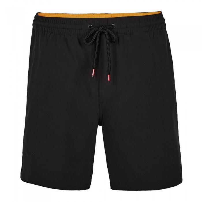 [해외]오닐 Volley Hybrid 14137945665 Black Out