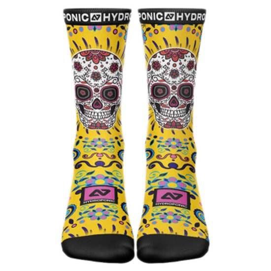 [해외]HYDROPONIC Flagship 14137995754 Mexican Skull Yellow