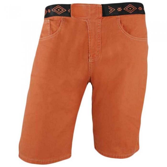 [해외]JEANSTRACK Turia BR Shorts 14138067739 Pumpkin Ethnic