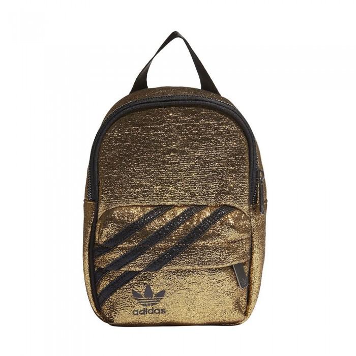 [해외]아디다스 ORIGINALS Mini Backpack Gold Met. / Black