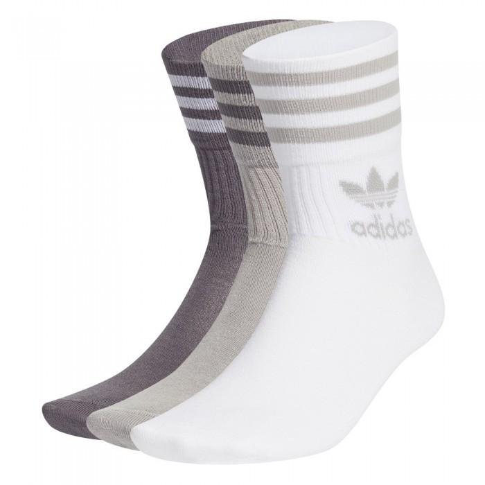 [해외]아디다스 ORIGINALS Adicolor Mid Cut Mgh Solid Grey / Grey Five