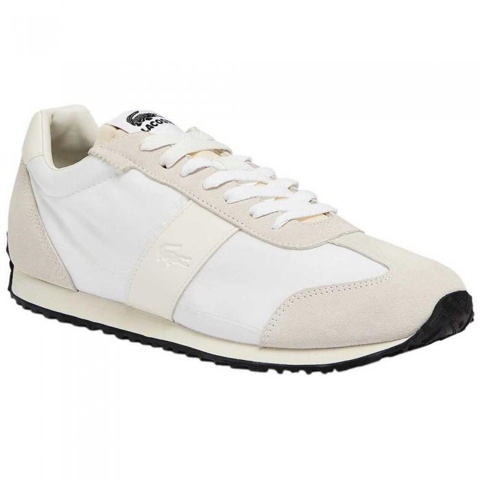 [해외]라코스테 Court Pace 12138094234 Off White / Off White