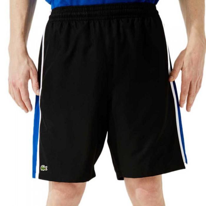 [해외]라코스테 Sport ColorBlock Panels Lightweight 12138094303 Black / Lazuli / White