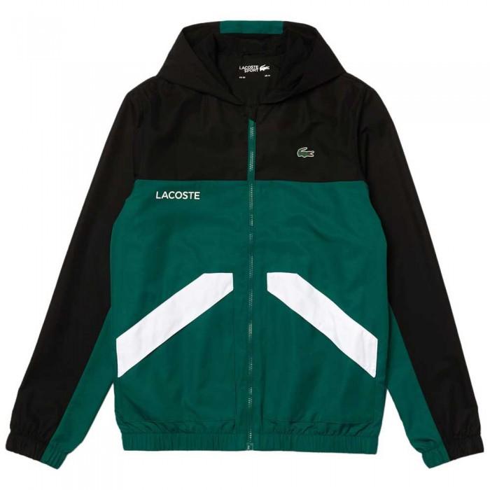 [해외]라코스테 Sport ColourBlock 12138094271 Black / Bouteille / White