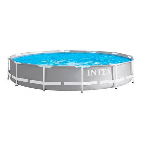 [해외]인텍스 Round Collapsible Swimming Pool Prisma Frame Range 6137204417