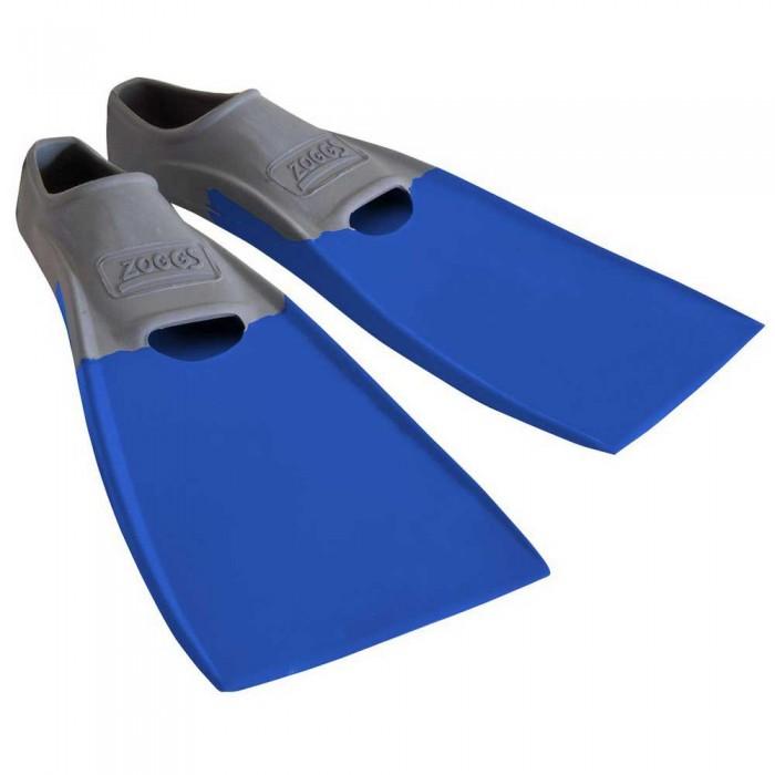 [해외]조그스 Blade Rubber Long Swimming Fins 6137896206 Grey / Navy