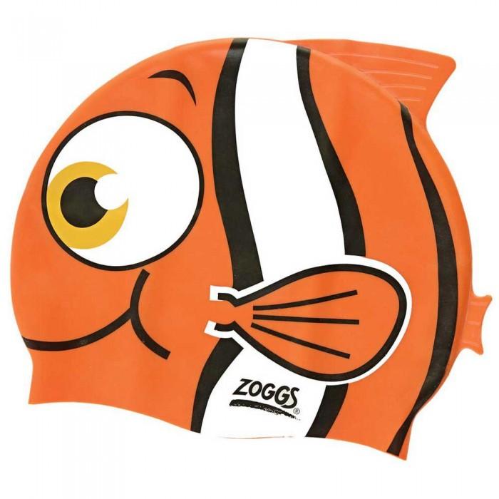 [해외]조그스 Character Silicone Junior 6137327391 Orange