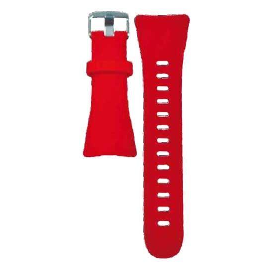 [해외]씨악서브 Watch Strap 10136679218 Red