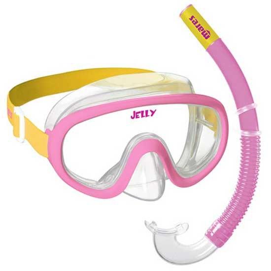 [해외]마레스 Jelly 10137923694 Pink / Yellow / Clear