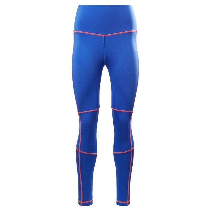 [해외]리복 Workout Ready Speedwick Detail High Rise Tight 7137939344 Court Blue