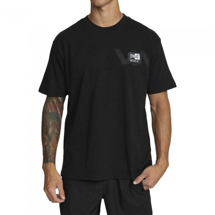 [해외]루카 Everlast Stack Short Sleeve T-Shirt 7137728158 Black