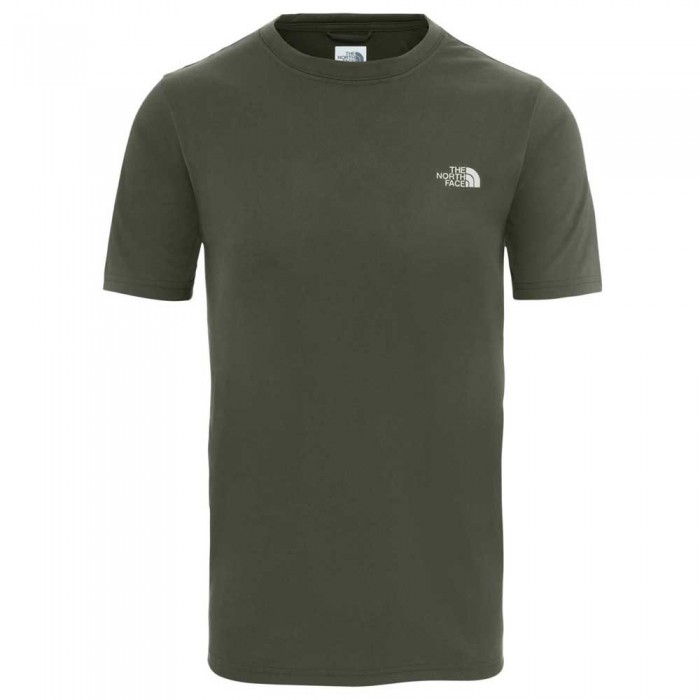[해외]노스페이스 Reaxion Short Sleeve T-Shirt 7137832842 New Taupe Green