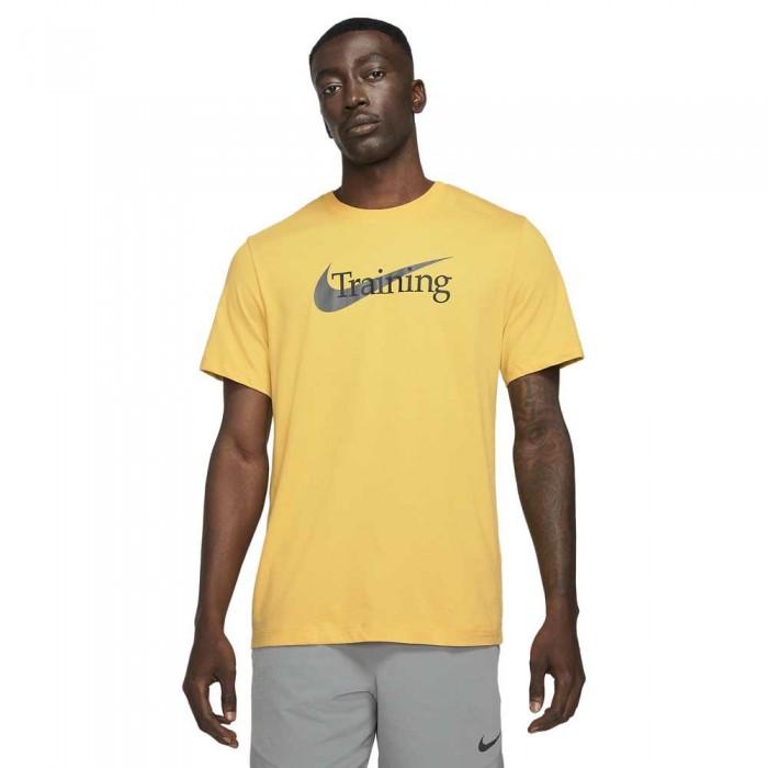 [해외]나이키 Dri Fit Swoosh Short Sleeve T-Shirt 7138029810 Solar Flare