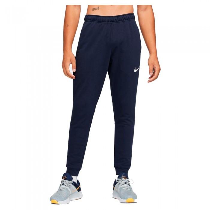 [해외]나이키 Dri Fit Tapered Long Pants 7138031082 Obsidian / White