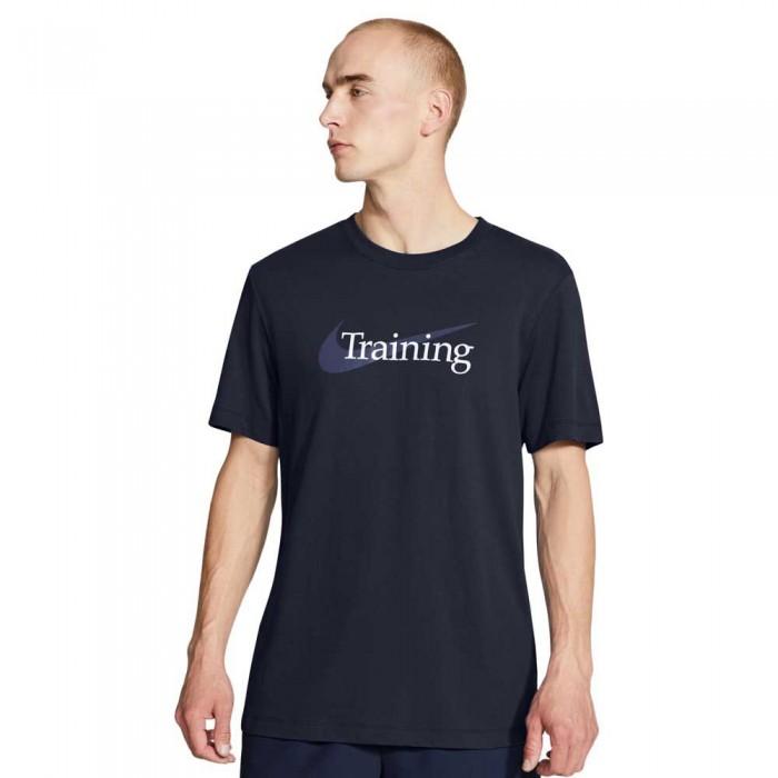 [해외]나이키 Dri Fit Swoosh Short Sleeve T-Shirt 7138031802 Obsidian