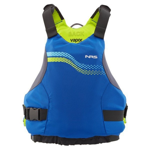 [해외]NRS Vapor PFD 14137863341 Blue / Lime / Black / Grey