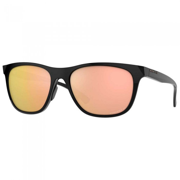 [해외]오클리 Leadline Polarized Prizm 14138027612 Polished Black