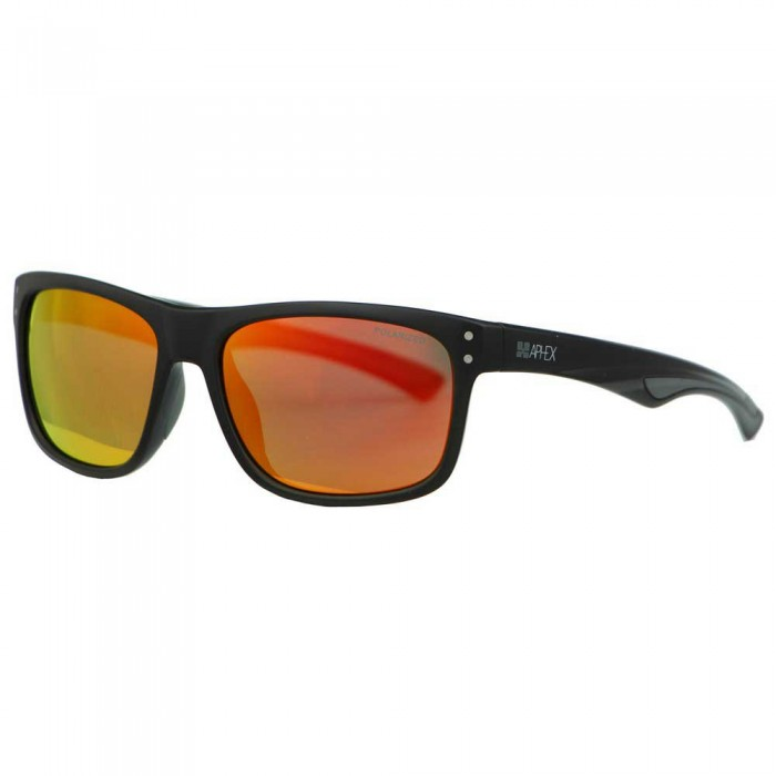 [해외]APHEX Cosmos Polarized Sunglasses 14138102864 Matt Black