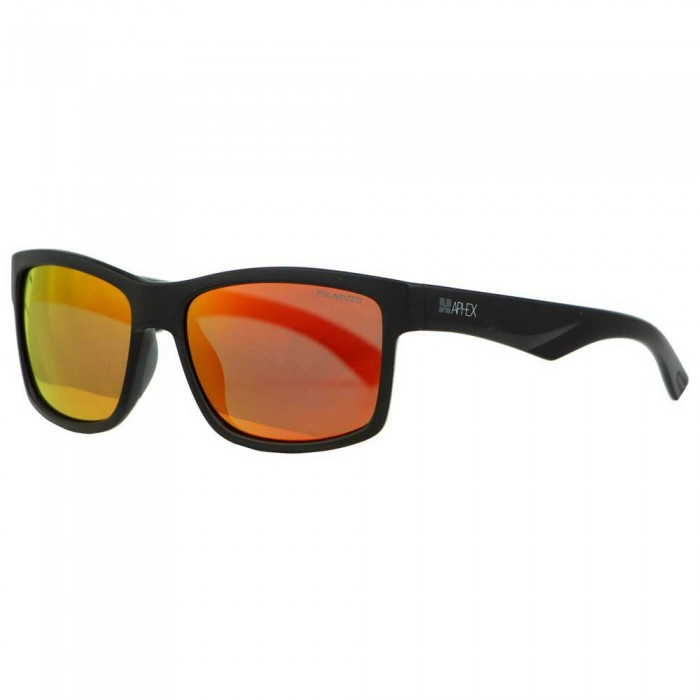 [해외]APHEX Orbit Polarized Sunglasses 14138102865 Matt Black