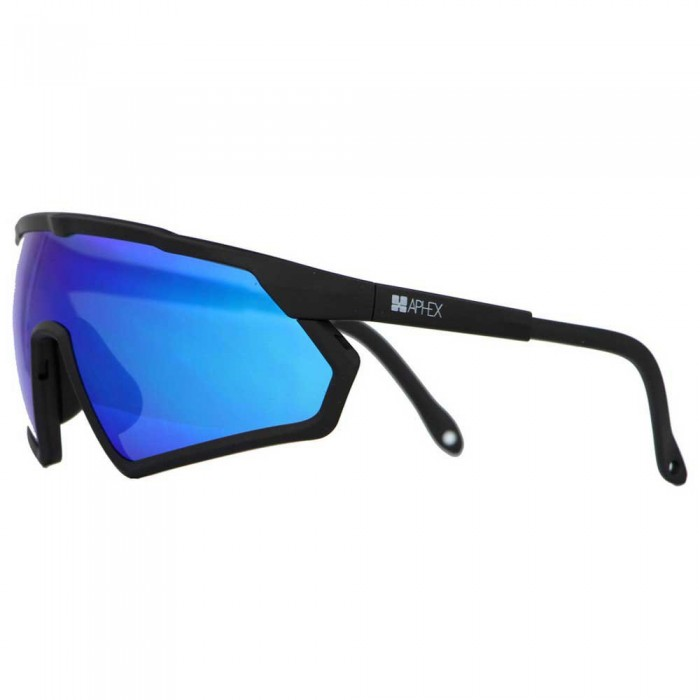 [해외]APHEX XTR 1.0 Polycarbonate Sunglasses 14138102870 Matt Black