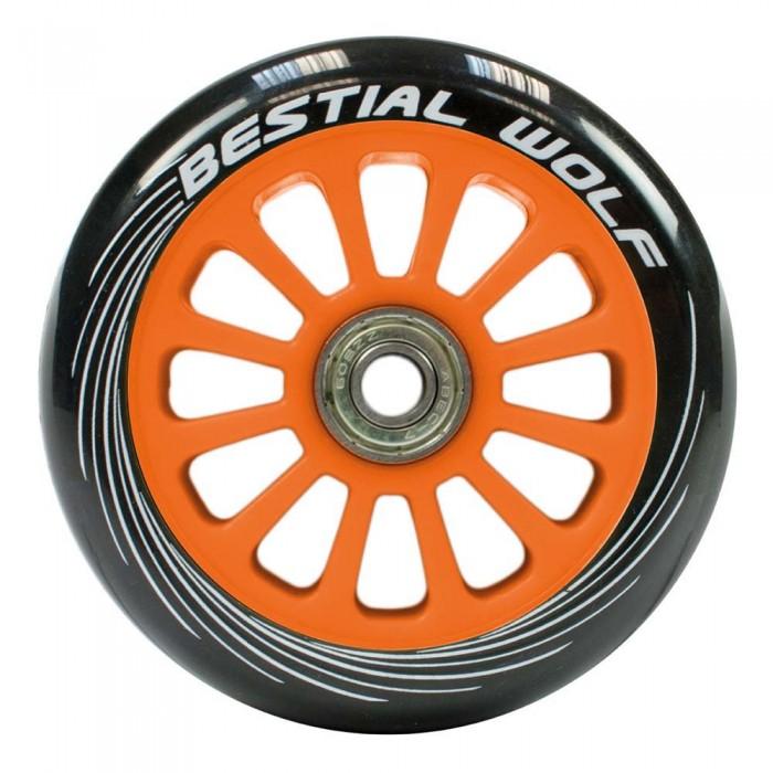 [해외]BESTIAL WOLF Pilot Wheel 14136333551 Orange