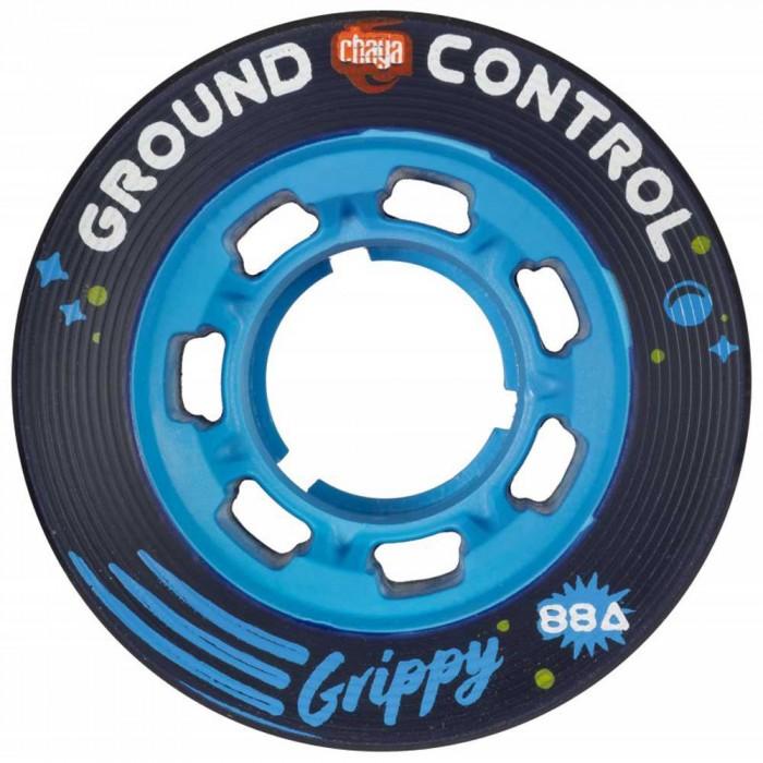 [해외]CHAYA Ground Control Grippy 4 Units 14137896520 Blue