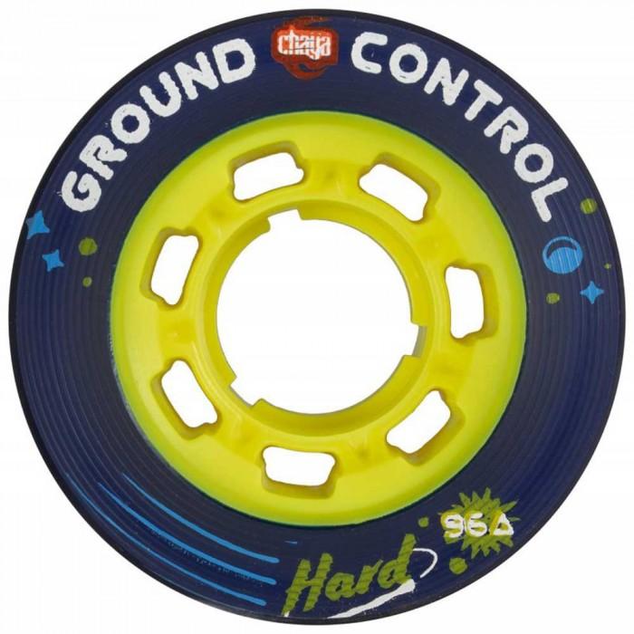 [해외]CHAYA Ground Control Hard 4 Units 14137896521 Yellow