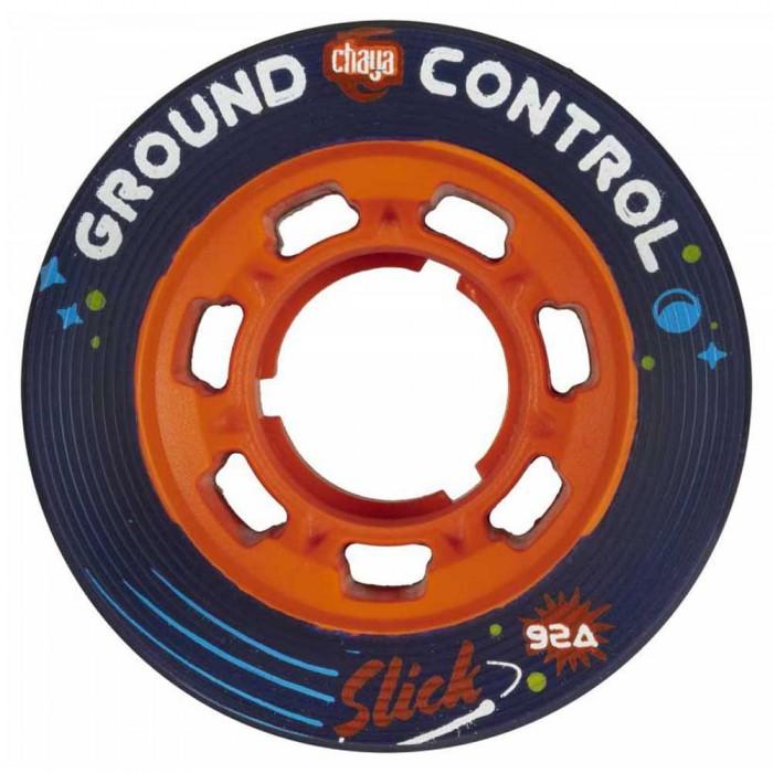 [해외]CHAYA Ground Control Slick 4 Units 14137896522 Red