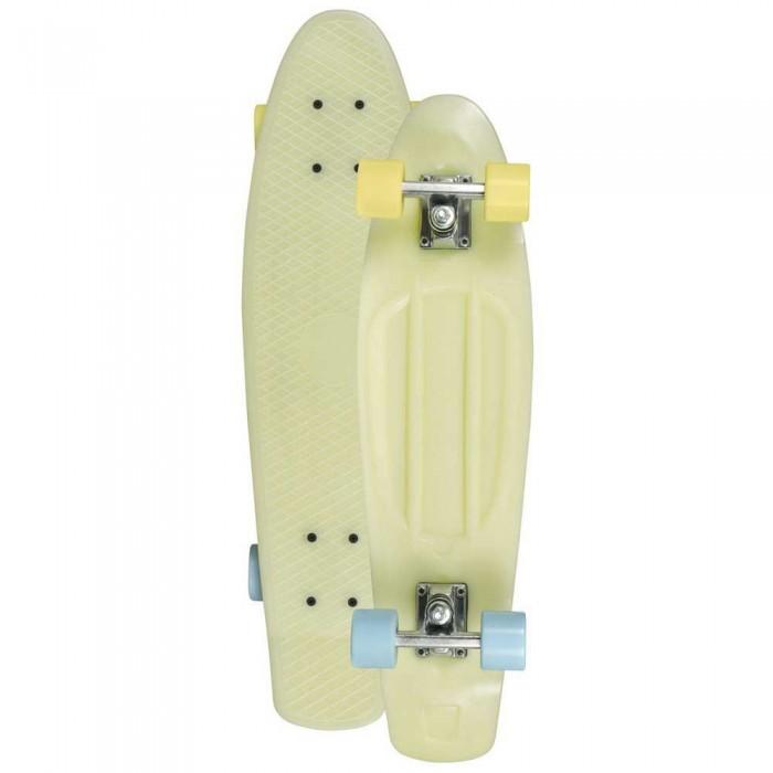 [해외]CHOKE Big Jim 7.5 Skateboard 14137903480 Glow In The Dark