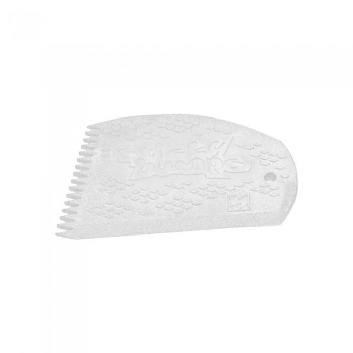[해외]STICKY BUMPS Easy Grip Wax Comb 14137836009 Clear