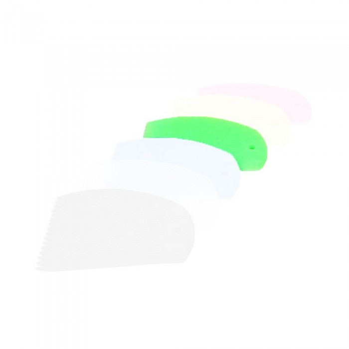 [해외]STICKY BUMPS Easy Grip Wax Comb 14137836010 Green
