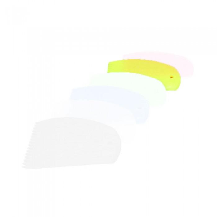 [해외]STICKY BUMPS Easy Grip Wax Comb 14137836012 Yellow