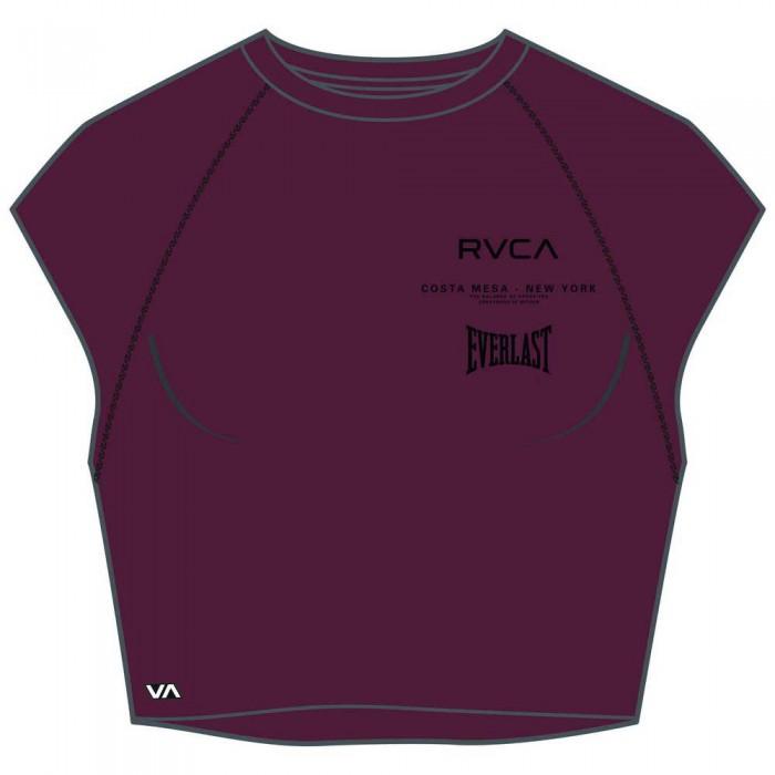 [해외]루카 Everlast Raglan Muscle Braces T-Shirt 14137728134 Tawny Port