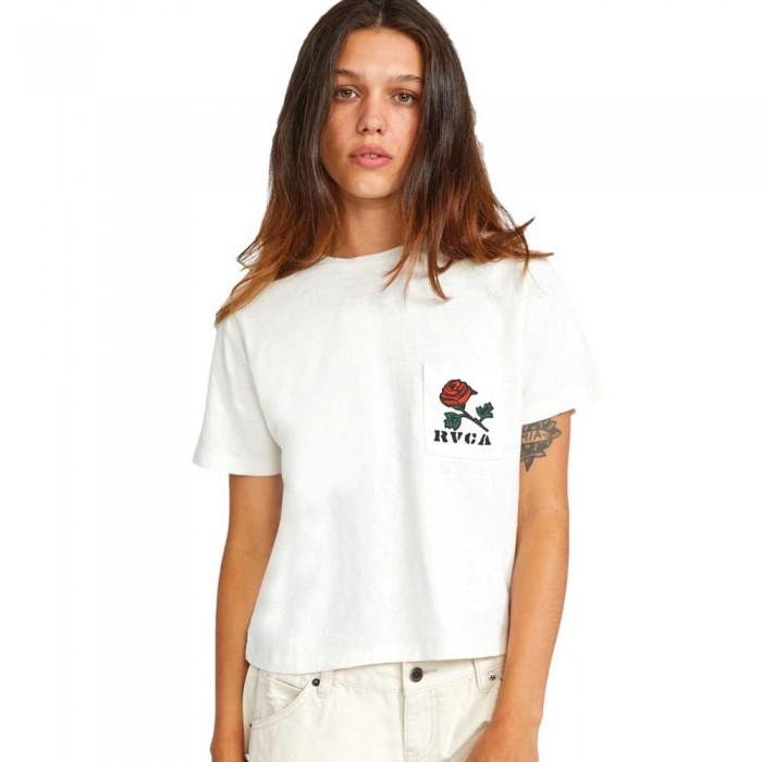 [해외]루카 Forever Short Sleeve T-Shirt 14137728301 Vintage White