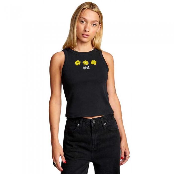 [해외]루카 Wildflower Braces T-Shirt 14137728728 Washed Black