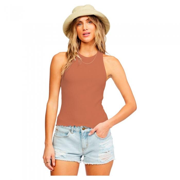 [해외]빌라봉 Tomboy Braces T-Shirt 14137784666 Sunburnt