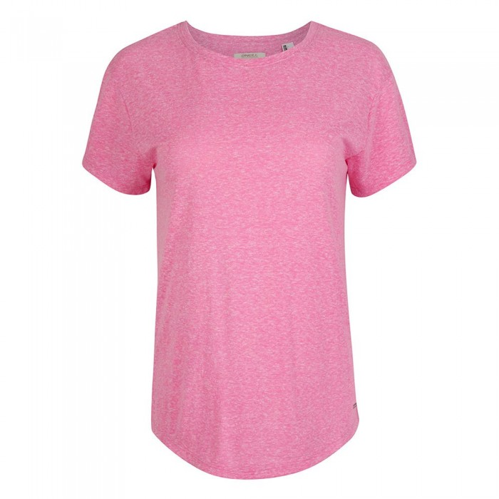 [해외]오닐 Essentials Short Sleeve T-Shirt 14137945980 Rosa Shocking