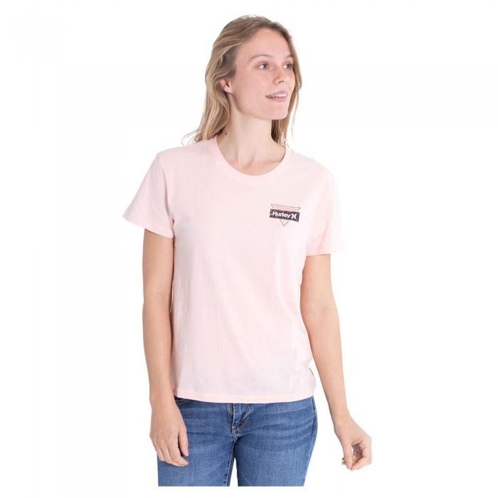 [해외]헐리 Shoker Perfect CF Short Sleeve T-Shirt 14137965703 Washed Coral